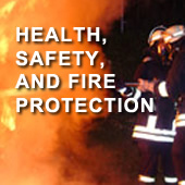 Health and Safety Textiles Fire Protection